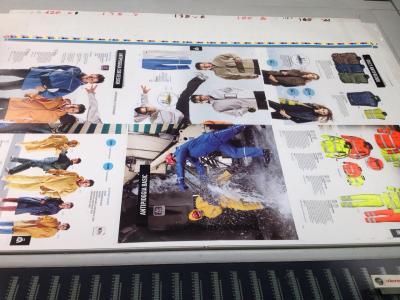 HEIDELBERG CD 102-8+LX Size 72 x 102