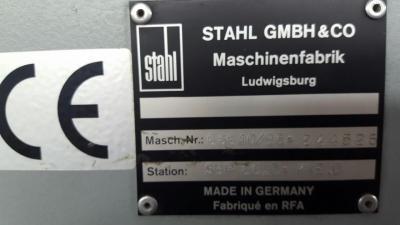 STAHL SBP 66.D- MKE.D Formato