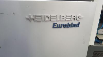 HEIDELBERG EUROBIND 600 PUR Size