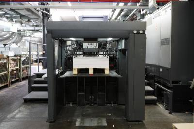 HEIDELBERG DUO PRESS XL 105-LYY-7+ LYYL Size 75 x 105