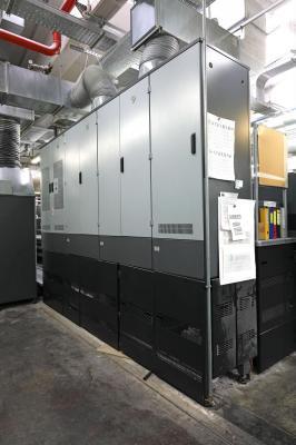 HEIDELBERG XL 105-LYY-7+ LYYL Size 75 x 105