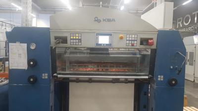 KOENIG & BAUER RA 106-8 SW4 SIS Size 74 x 105